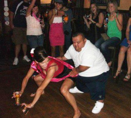 ballerino discoteca