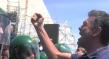 Rissa tra centri sociali e comunita&#8217; ebraica <br> (VIDEO ESCLUSIVO)