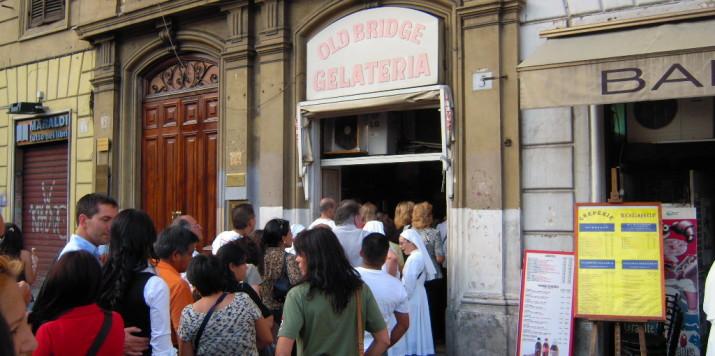 Le 10 gelaterie peggiori di Roma