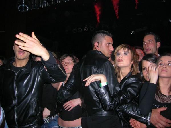 fila discoteca