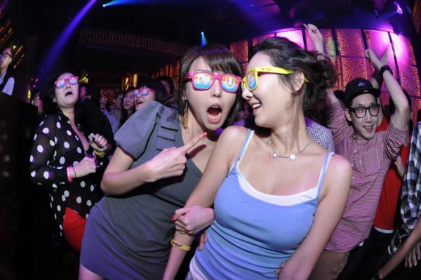 sfigata discoteca