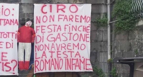 romano infame