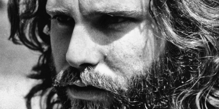 Le 10 frasi piu' belle di Jim Morrison