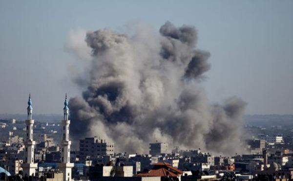 moschea distrutta
