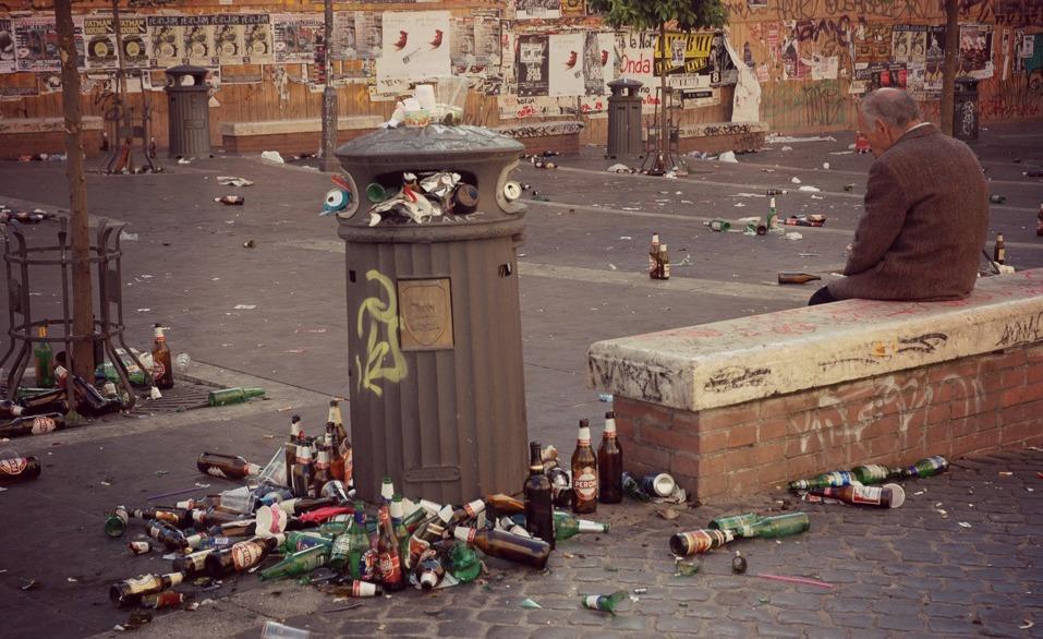 Roma peggiora giorno dopo giorno. Il senso civico deve tornare di moda -  The Roman Post d679dc947dc0