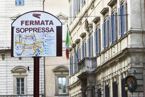 Roma Nord, l'Atac sopprime meta' della linee