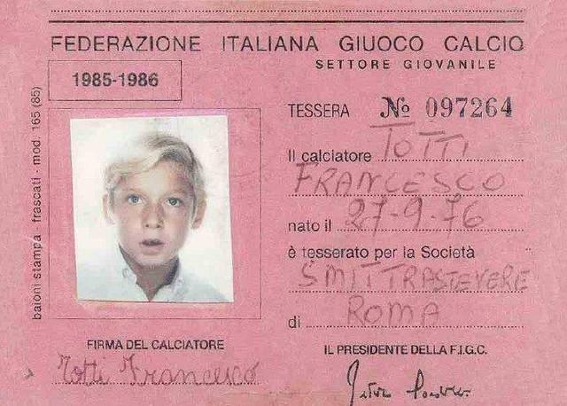 Le frasi piu' belle di e su Francesco Totti