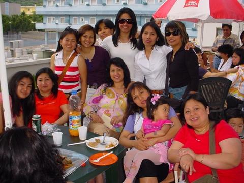 festa filippina