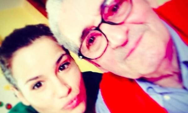 selfie nonno