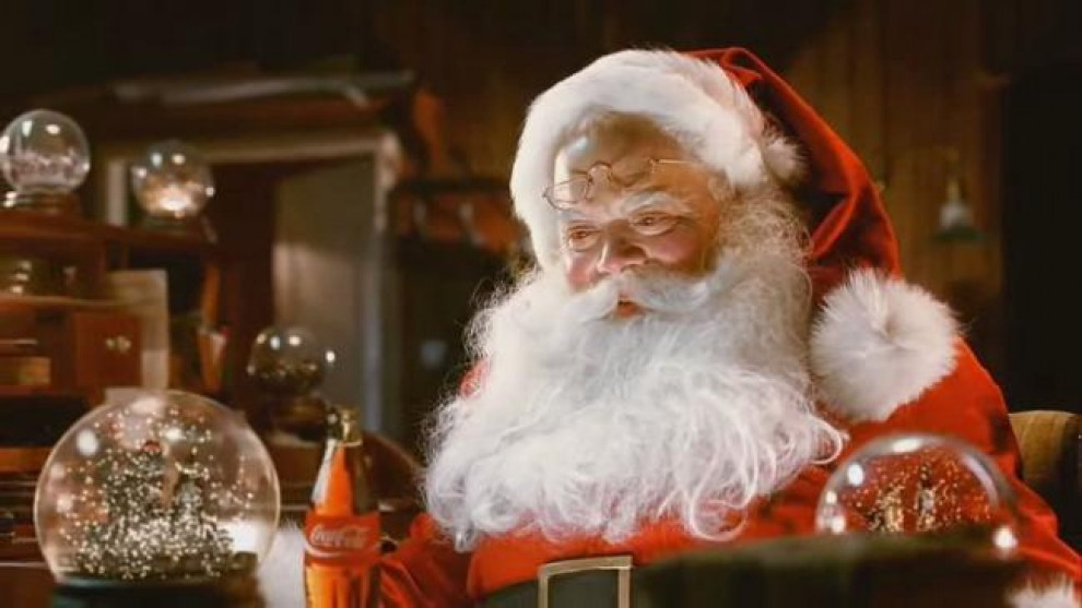 Coca Cola Babbo Natale.E Morto Babbo Natale Quello Della Coca Cola The Roman Post