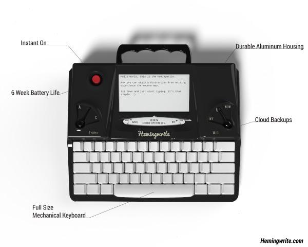 macchina da scrivere kindel