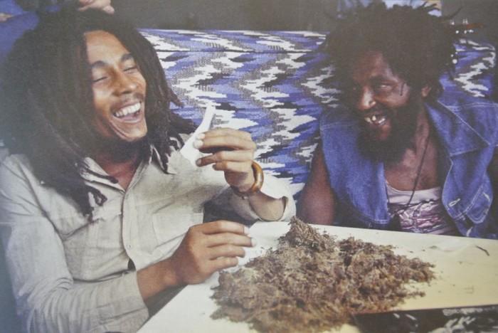Le 10 frasi piu' fattone di Bob Marley