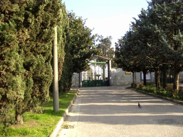 cimitero prima porta