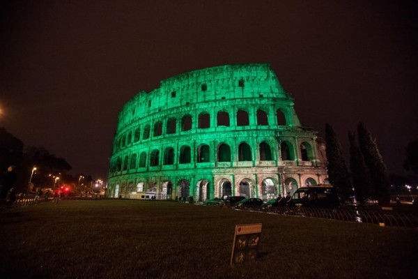 colosseo verde