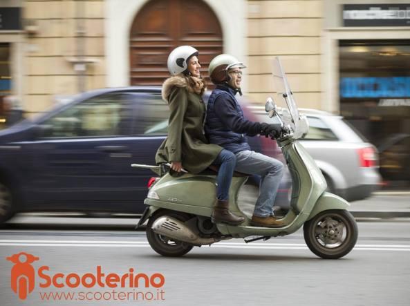 A Roma arriva Scooterino, il BlaBlaCar dei motorini