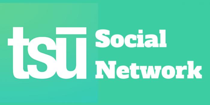 Tsu, il social network che ti paga se posti