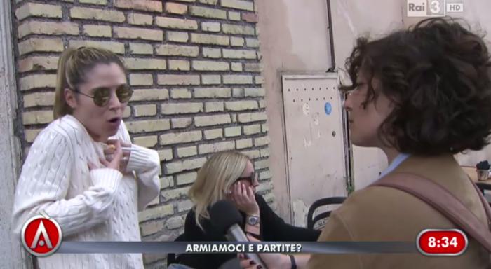 Roma Nord parla della strage dei migranti (VIDEO)