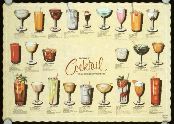 I 10 tipi di romani che bevono cocktail