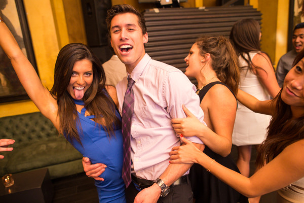 Recess University LMU Kappa Alpha Theta Spring Formal 2014 Bardo