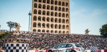 A settembre torna il Rally di Roma