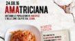L'iniziativa, un euro ai terremotati per ogni piatto di Amatriciana