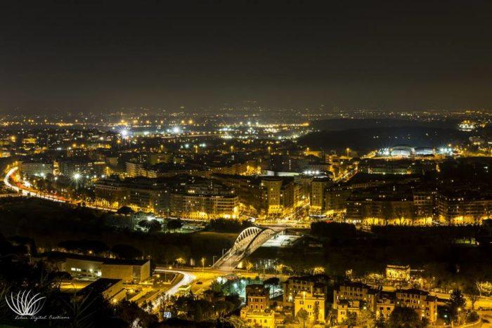 Dove guardare le stelle cadenti a Roma