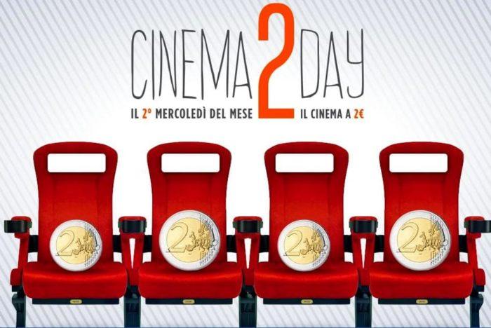 Oggi il cinema costa 2 euro, tutte le sale che aderiscono