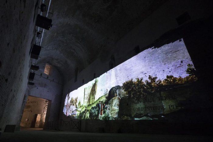 La Domus Aurea torna ai tempi di Nerone con la realta' virtuale