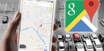 Ora Google Maps vi ricorda dove avete parcheggiato