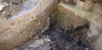 Roma come Pompei, scoperta casa romana in legno