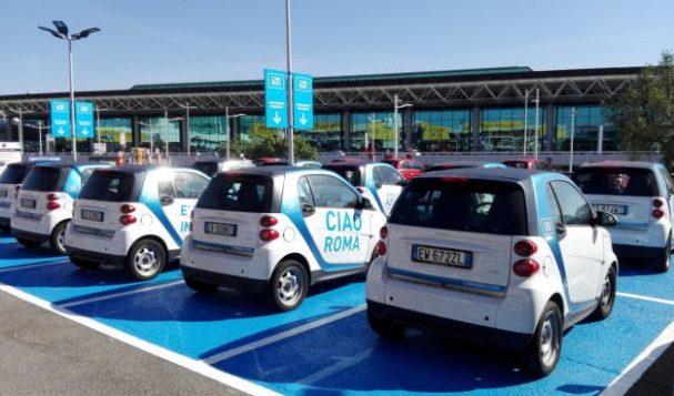 Arriva il car sharing a Fiumicino