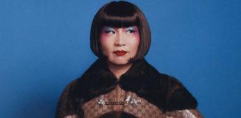La ristoratrice cinese Sonia diventa modella di Gucci