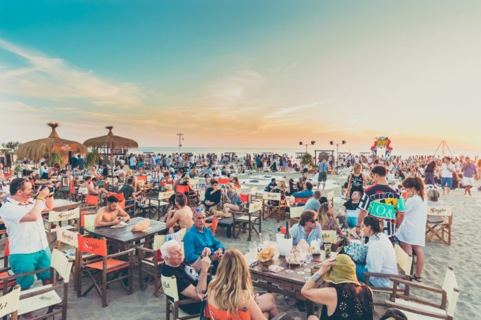 Il Singita eletto miglior bar sulla spiaggia d'Italia