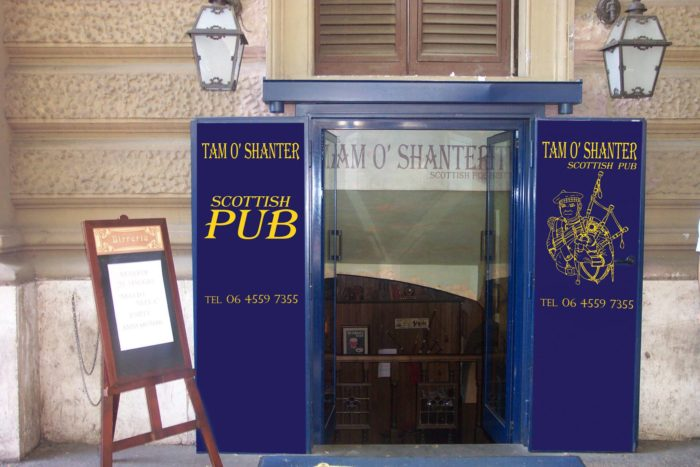 Il Tam O'Shanter ha chiuso per sempre
