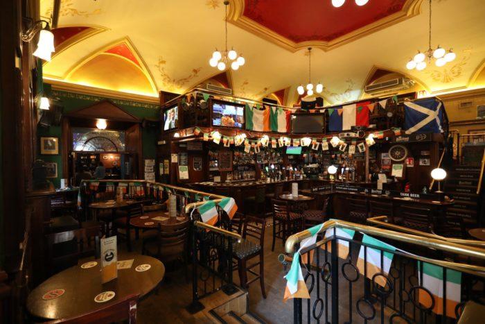 Lo Scholars eletto miglior Irish Pub d'Europa