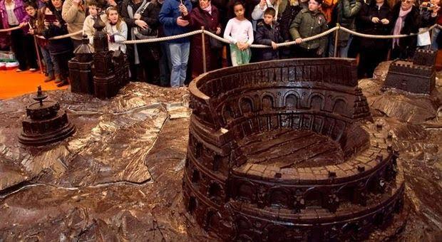 Apre a Roma la Fabbrica di Cioccolato