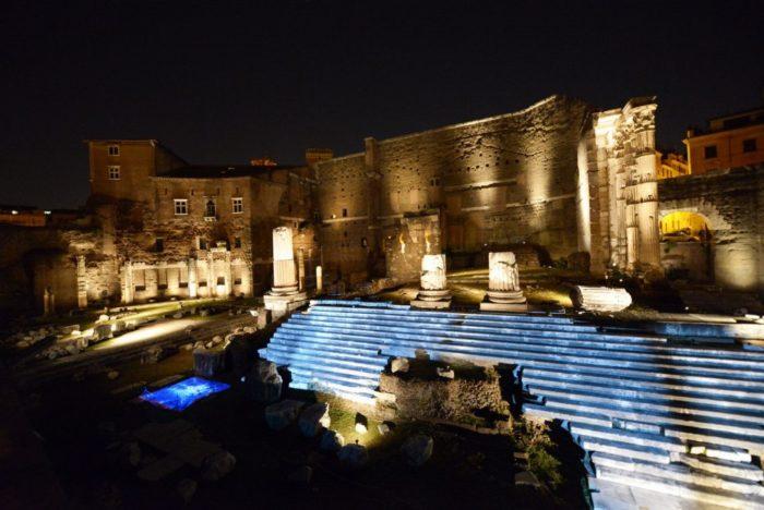 Dal 21 aprile tornano i Viaggi nell'antica Roma di Piero Angela