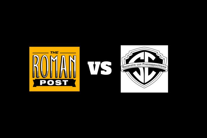 Stasera The Roman Post vs Recensire con pressapochismo