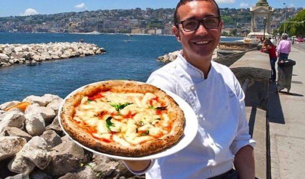 Arriva a Roma la pizzeria di Gino Sorbillo