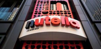 Apre a New York il Nutella Caffe'