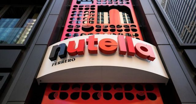 Apre a New York il Nutella Caffe'