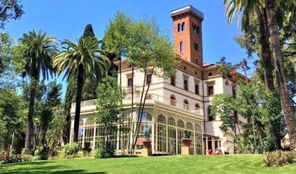Riapre al pubblico Villa Blanc