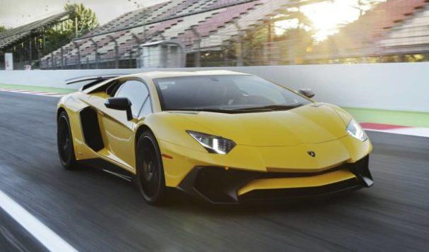 Record sul Raccordo, Lamborghini fermata a 311 km/h