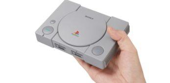 Arriva la PlayStation Classic, il remake della prima PlayStation