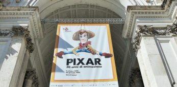 Pixar, la mostra piu' Roma nord di sempre