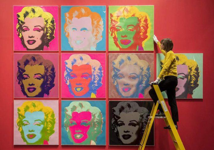 Roma capitale della pop art, arriva la super mostra di Andy Warhol