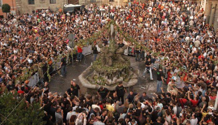 Oggi inizia la Sagra dell'Uva di Marino