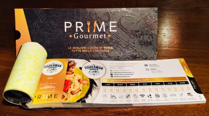 Arriva Prime Gourmet, il servizio per i romani che batte The Fork