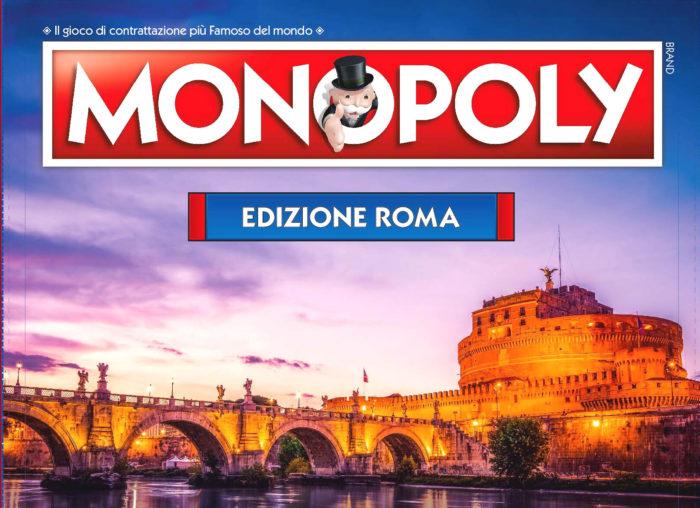 Venerdi' esce il Monopoly edizione Roma