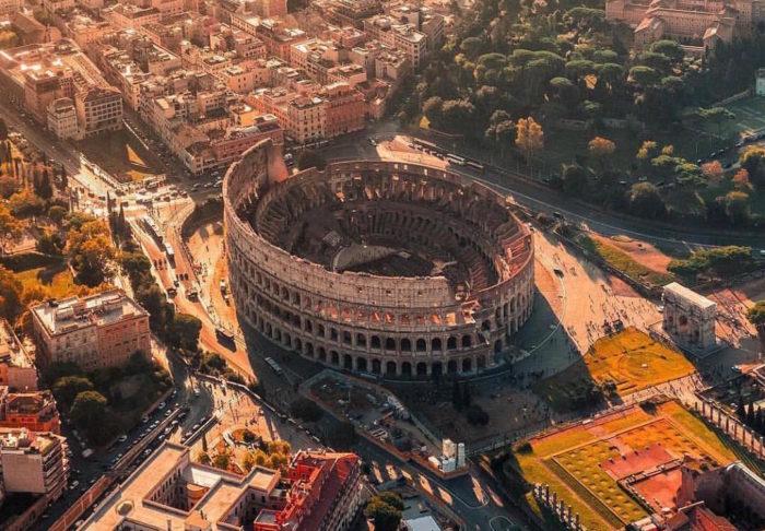 Roma resta la citta' piu' visitata d'Italia